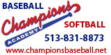 Champions Baseball/Softball Training